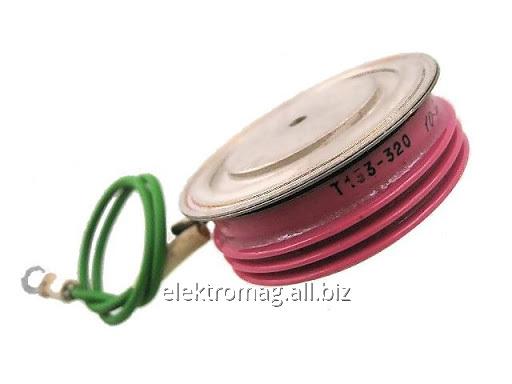 Тиристор таблеточный ТБ133-250-06, код товара 32849
