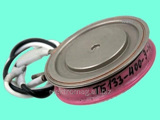 Тиристор таблеточный ТБ133-400-08, код товара 32990