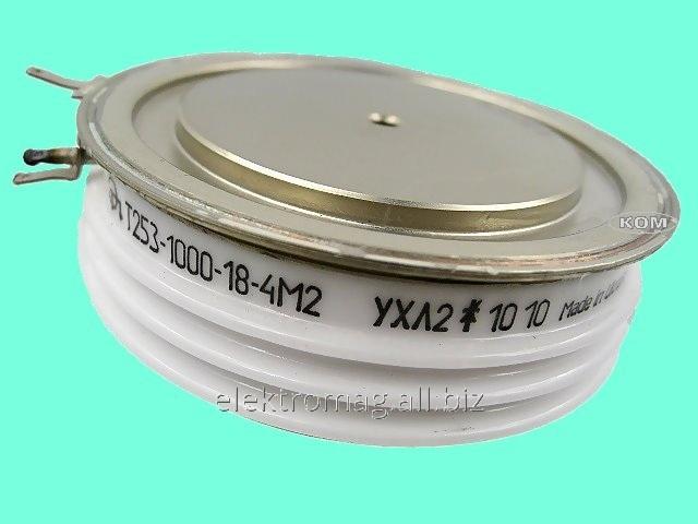 Купить Тиристор таблеточный ТБ233-400-12, код товара 32991