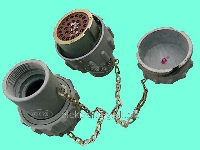 Comprar El conectador БГ25 de fuerza, el código de la mercancía 32248