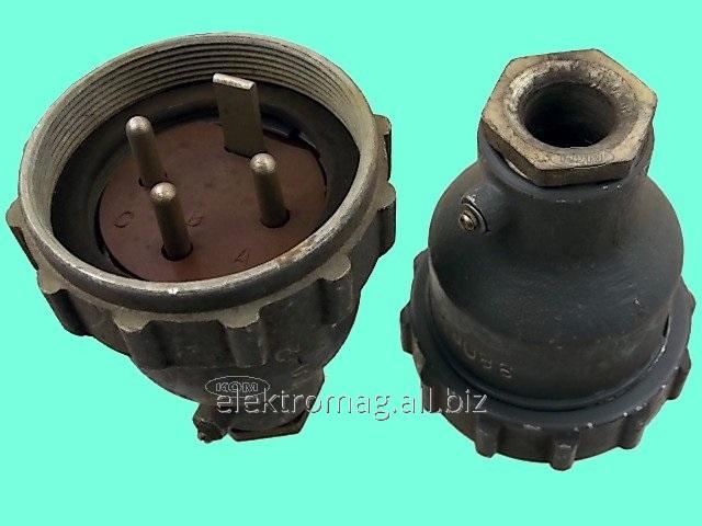 Comprar El conectador РШП-3 de fuerza, el código de la mercancía 38804