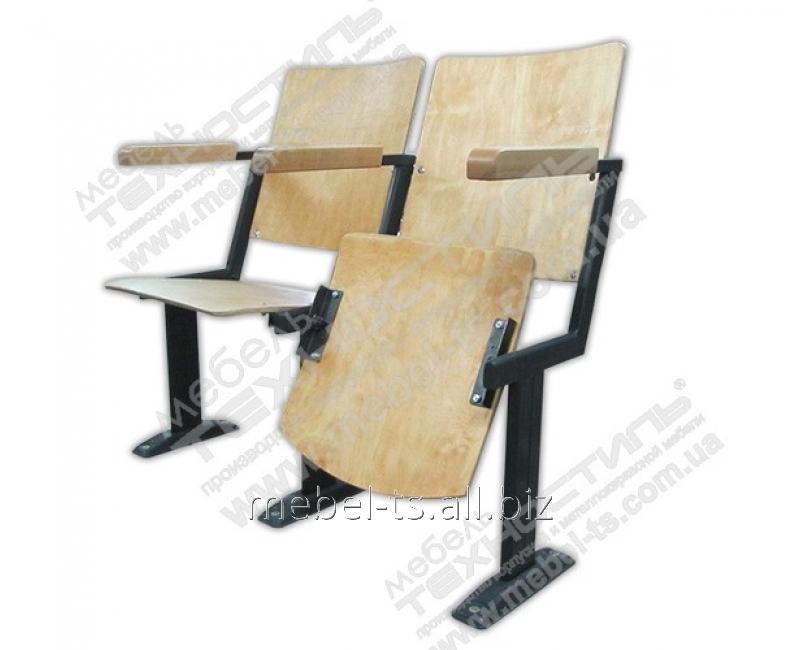 Кресло секционное откидное КАДЕТ