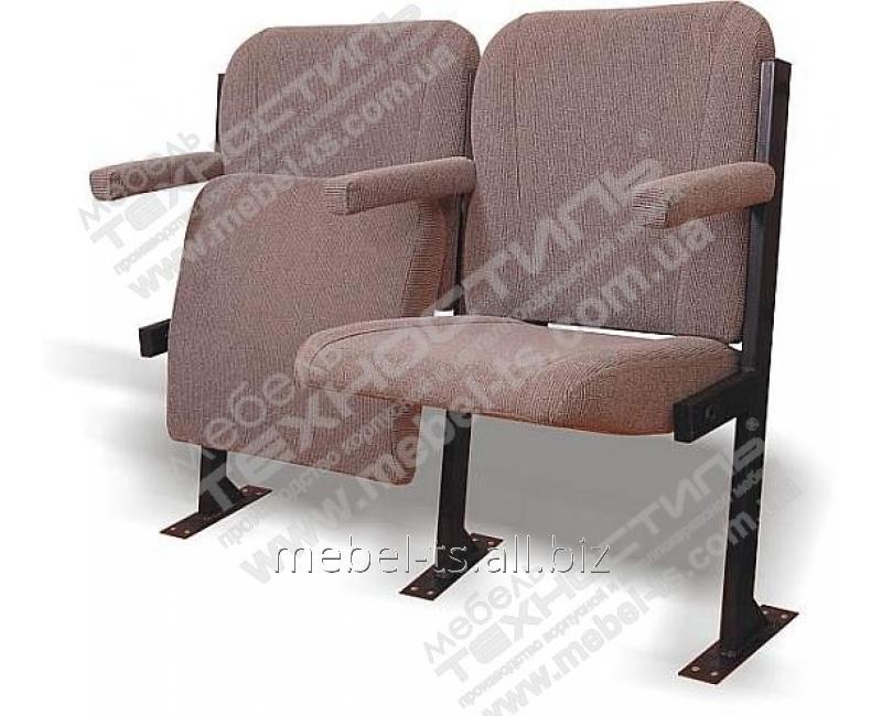 Кресло секционное откидное СТУДЕНТ