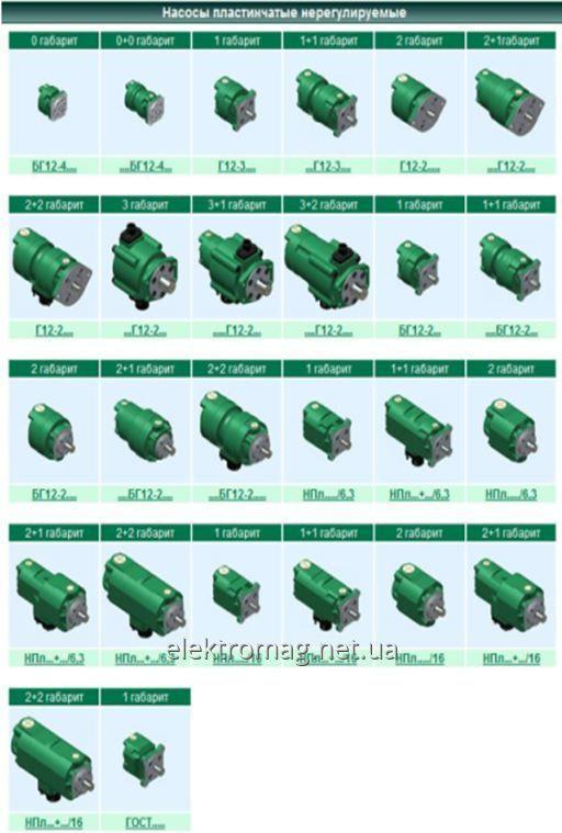Buy Pump Lamellar BG12, G12, NPL