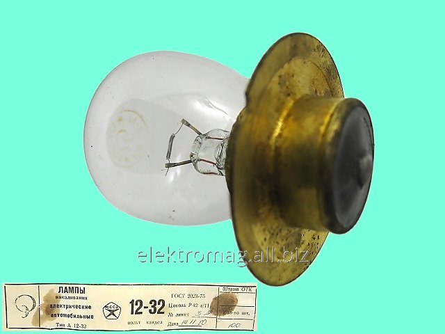 A12-32 incandescence device, product code 31075