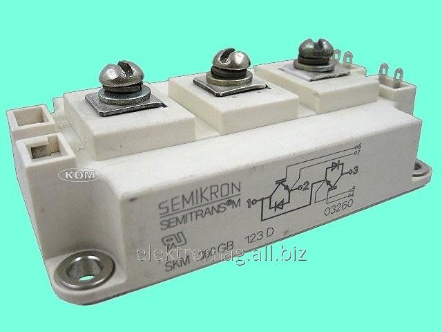 Купить Модуль транзисторный импорт SKM 300GB 123D, код товара 36990