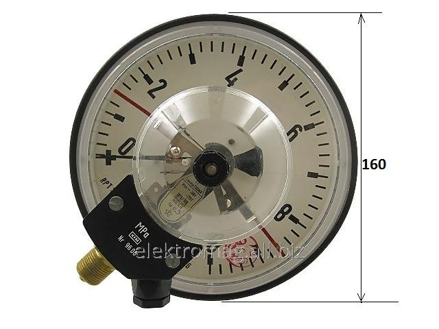 Манометр KFM-0…10mpa, код товара 27721