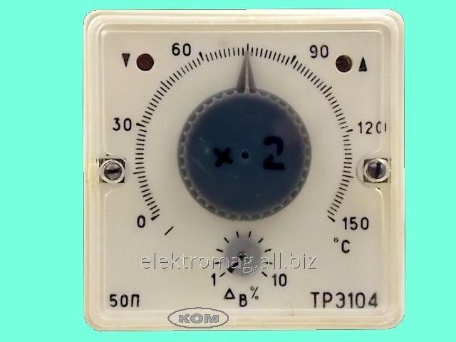 Терморегулятор ТРЭ104, код товара 34807