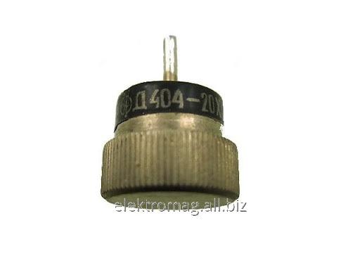 Диод штыревой Д404-20Х-01, код товара 15049
