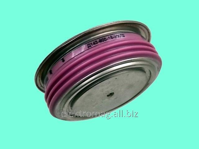 Comprar El diodo tabletochnyy Д143-630-24, el código de la mercancía 36810