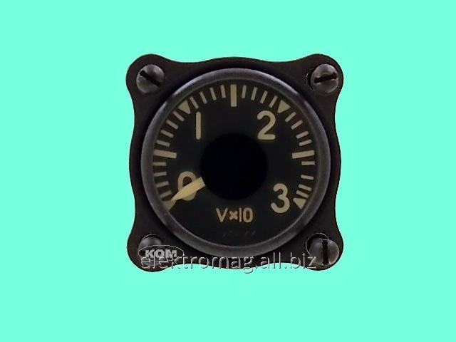 Купить Вольтметр В-1-0-30В, код товара 36946