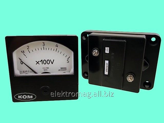 Buy Voltmeter -0 -75 M903 in product code 34729