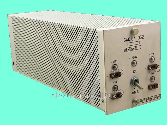 Buy BAS.07-28 power supply unit, product code 34772