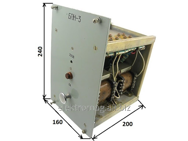 Buy BPN-3 power supply, product code 32387