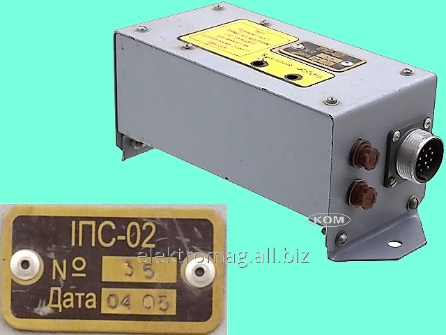 Buy Power supply IPS-02, product code 34661