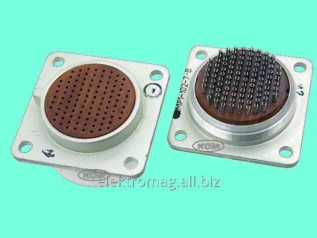 Купить Соединитель МР1-102-7-В, код товара 33679