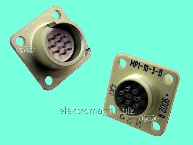 Купить Соединитель МР1-10-3-В, код товара 36472