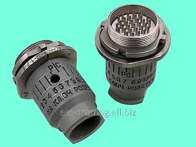 Купить Соединитель РРС4-32-1-7-В, код товара 34696