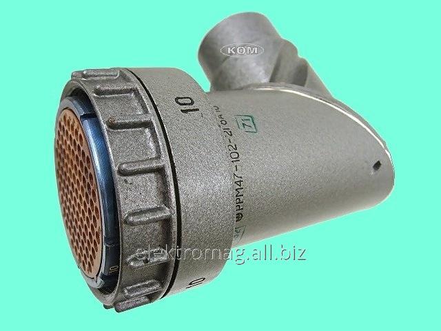 Купить Соединитель РРМ47-102-2Г8В, код товара 33675