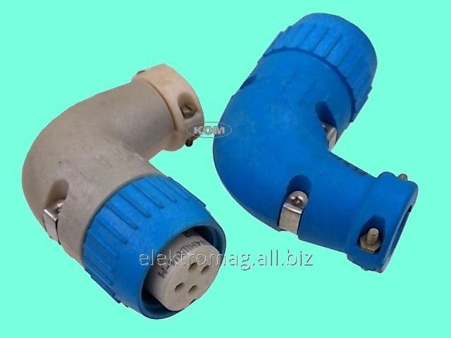Купить Соединитель РРН25-4-18Г6 аналог ШР20П4ЭШ8 Р.К., код товара 39068
