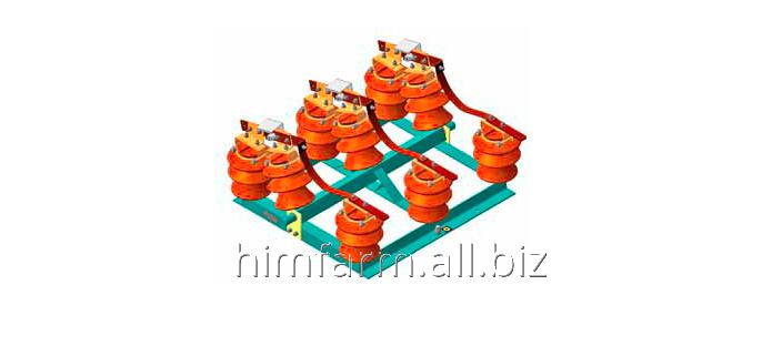 Разъединитель высоковольтный наружной установки РЛД З -10-20 / 400 У1