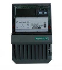 Счетчик электроэнергии Меркурий 230 АRT с индексом G