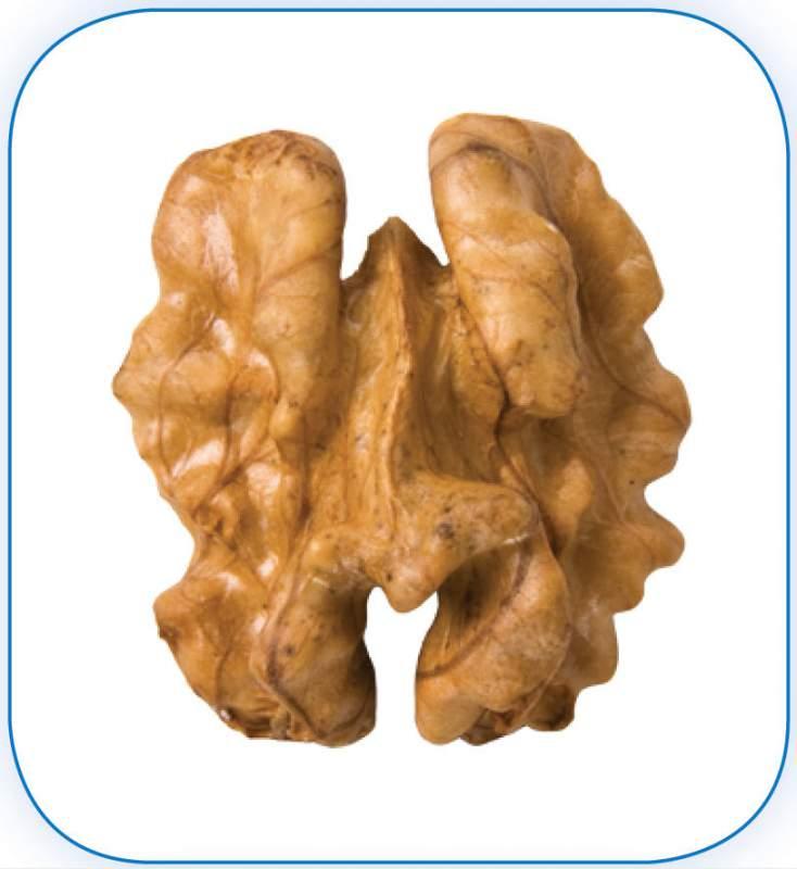 Купить Грецкий орех - клacc 1: Ядра орехов по цвету не темнее светло-коричневого оттенка.