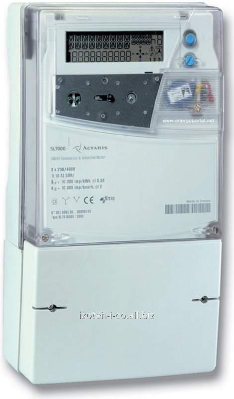 Электросчетчик SL7000 Smart Actaris Itron трехфазный многотарифный