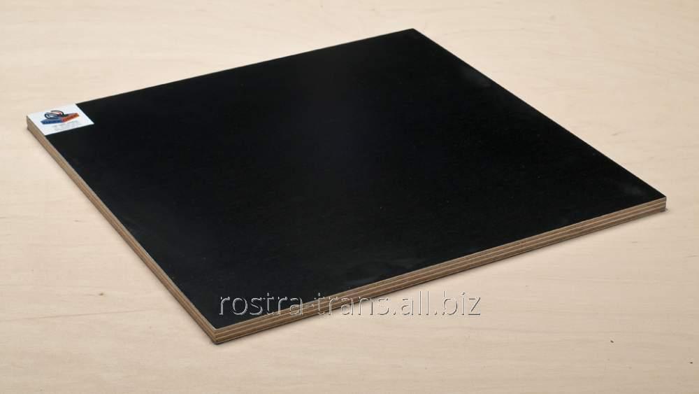 Ламинированная фанера  Lam ABT 40-120g черная