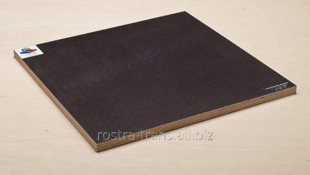 Ламинированная фанера Lam sit-gl UT-1253, FA2X 40-120g т.вишня сетка старая