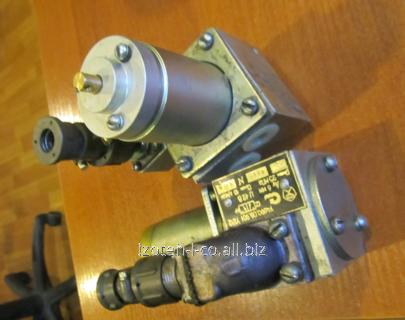 Buy The hydrodistributor with el.magnitny management of U4690.06.901 (GR2-3), 24V