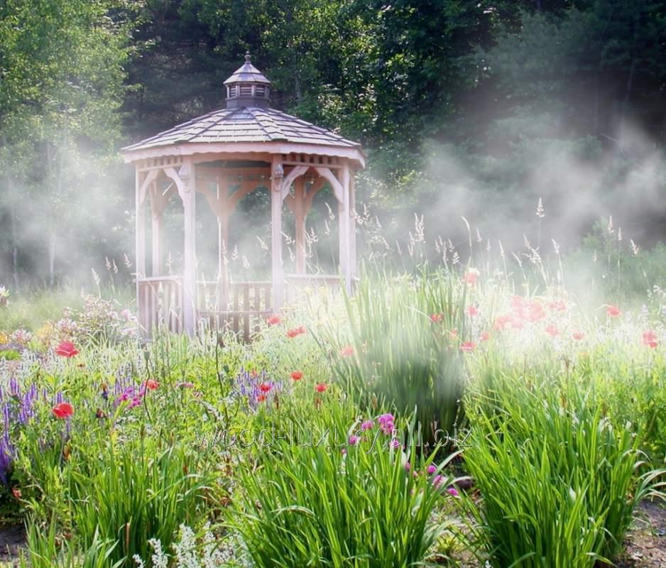 Система туманообразования Wood Luxury