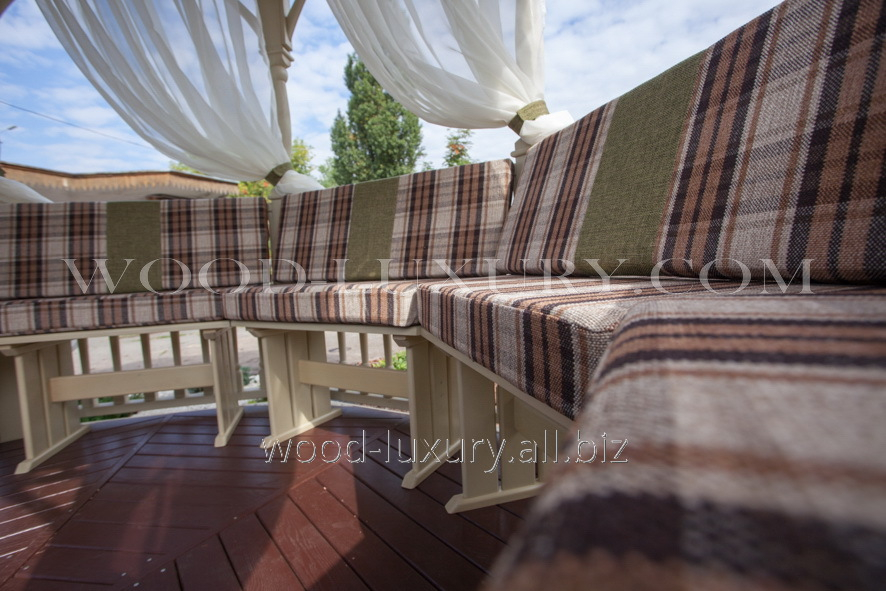 Чехлы на стулья Wood Luxury