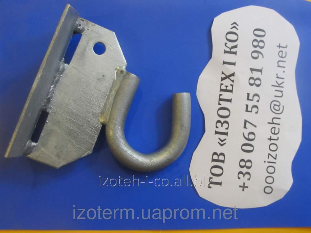 Крюк бандажный ГС 16 для натяжки СИП кабелей
