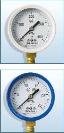 Манометр ДМ 05 для ацетилена и кислорода