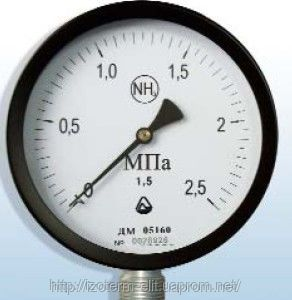 The DM manometer 05 for ammonia