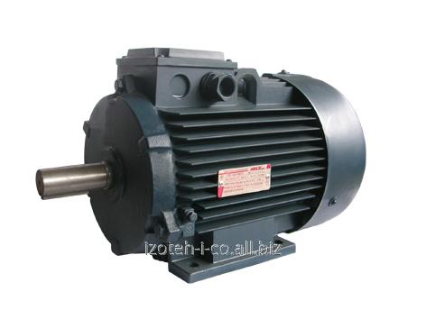 Электродвигатель асинхронный трехфазный переменного тока АД 112