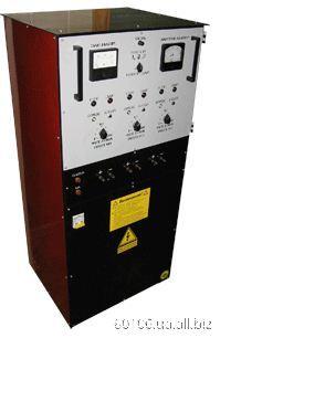 Установка зарядная трёхпостовая УЗМ3-20-24ЭС