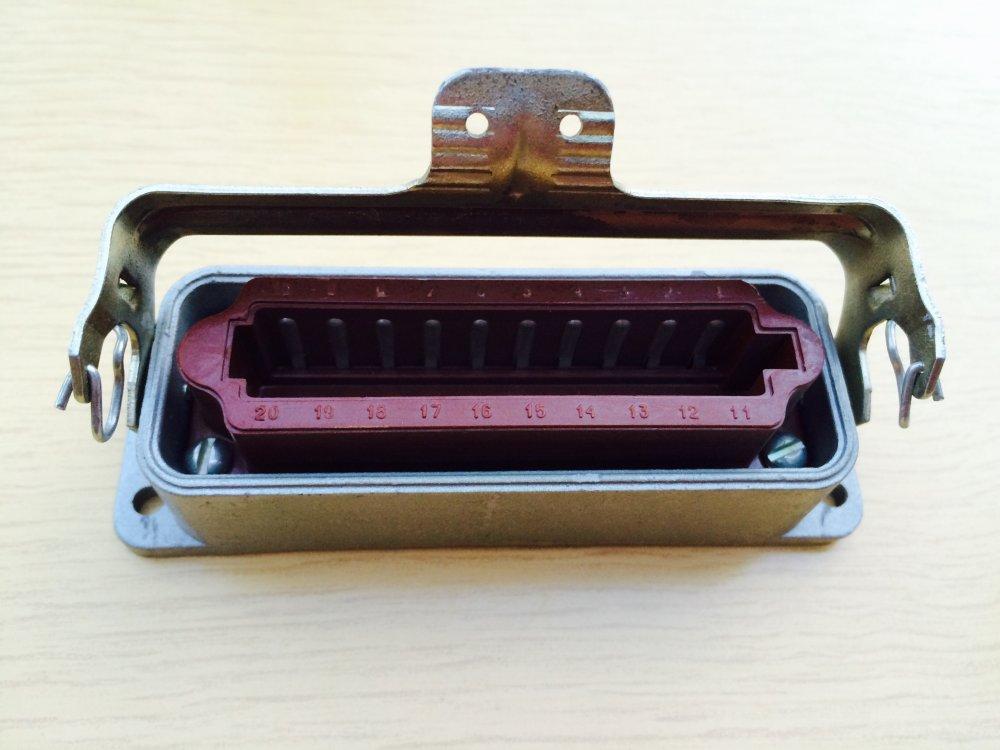 Купить Приборно-кабельные соединители РШАГПБ-20