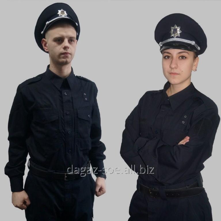 Костюм Полицейского нового образца