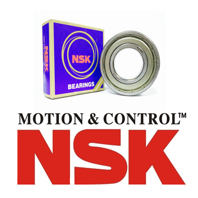 Подшипник NSK 6200 2RS (180200)/6200 ZZ (80200), код 6200