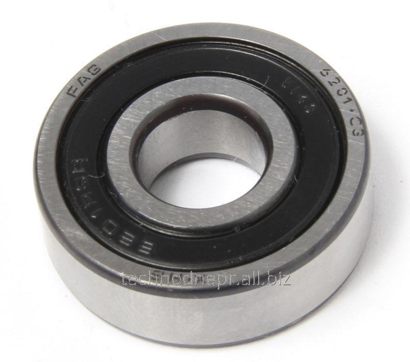 Bearing 6201 2RS (180201)/6201 ZZ (80201), code 280