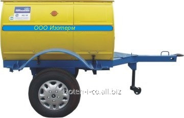 Buy Mobile pump unit (motor-pump) AND-100