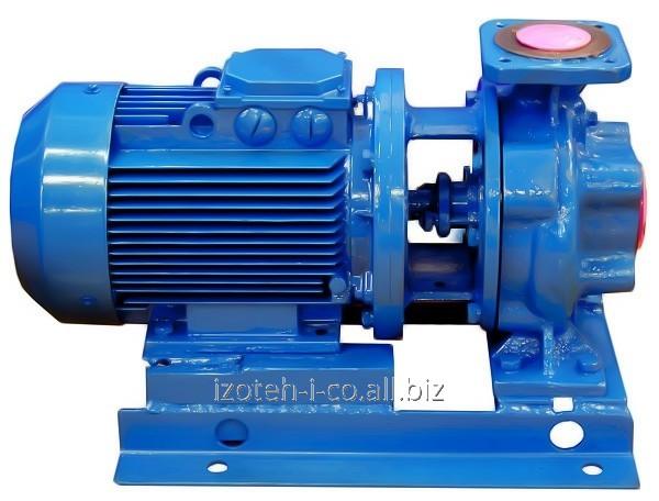 The pump console monoblock KM80-50-200-E for oil products