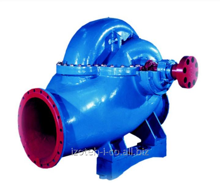 Насос типа Д 2000-100 для перекачивания воды в системах водоснабжения
