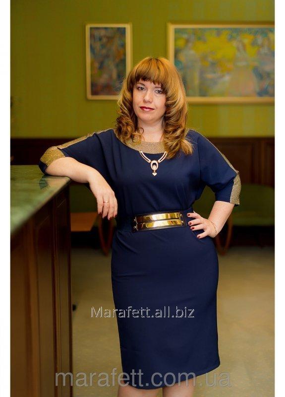 Платья женские для полных украина