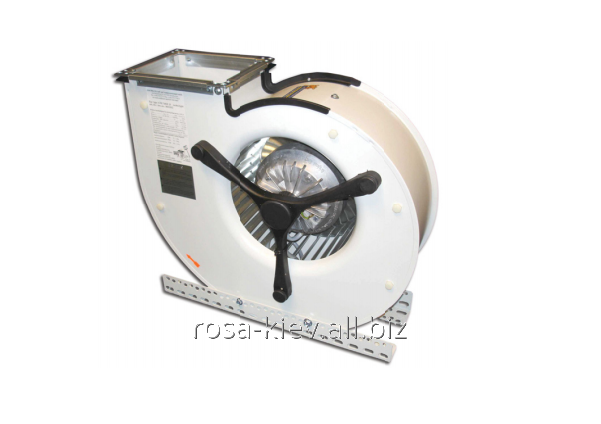 Buy Radial fan of unilateral absorption superflat three-phase CFE 9-070/D 2