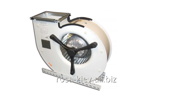 Buy Radial fan of unilateral absorption superflat three-phase CFE 9-070/D 2.5