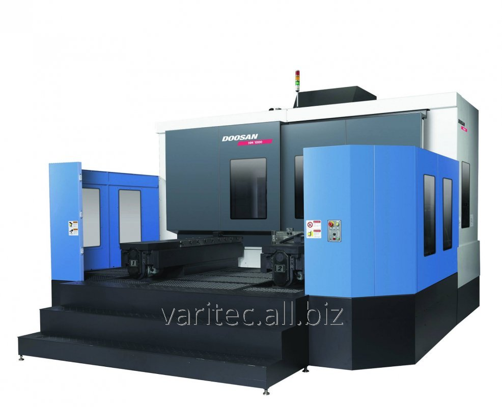Buy The horizontal processing centers of the increased rigidity with ChPU HM