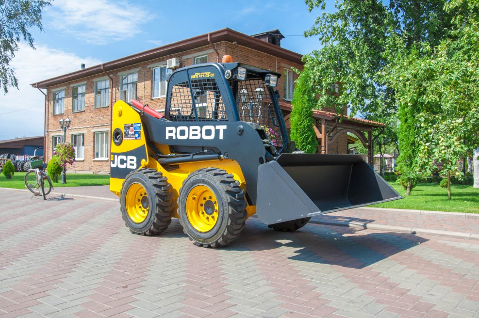 Buy Auto-loader of JCB Robot 160